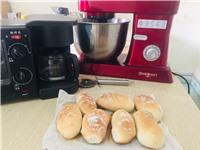 Mùa dịch Covid-19: Cuối tuần ở nhà làm bánh mì thơm ngon, nóng giòn đặc ruột